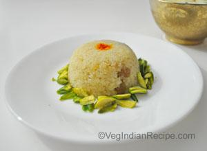 Rava Sheera Recipe